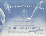 USAF Dog Handler Certification